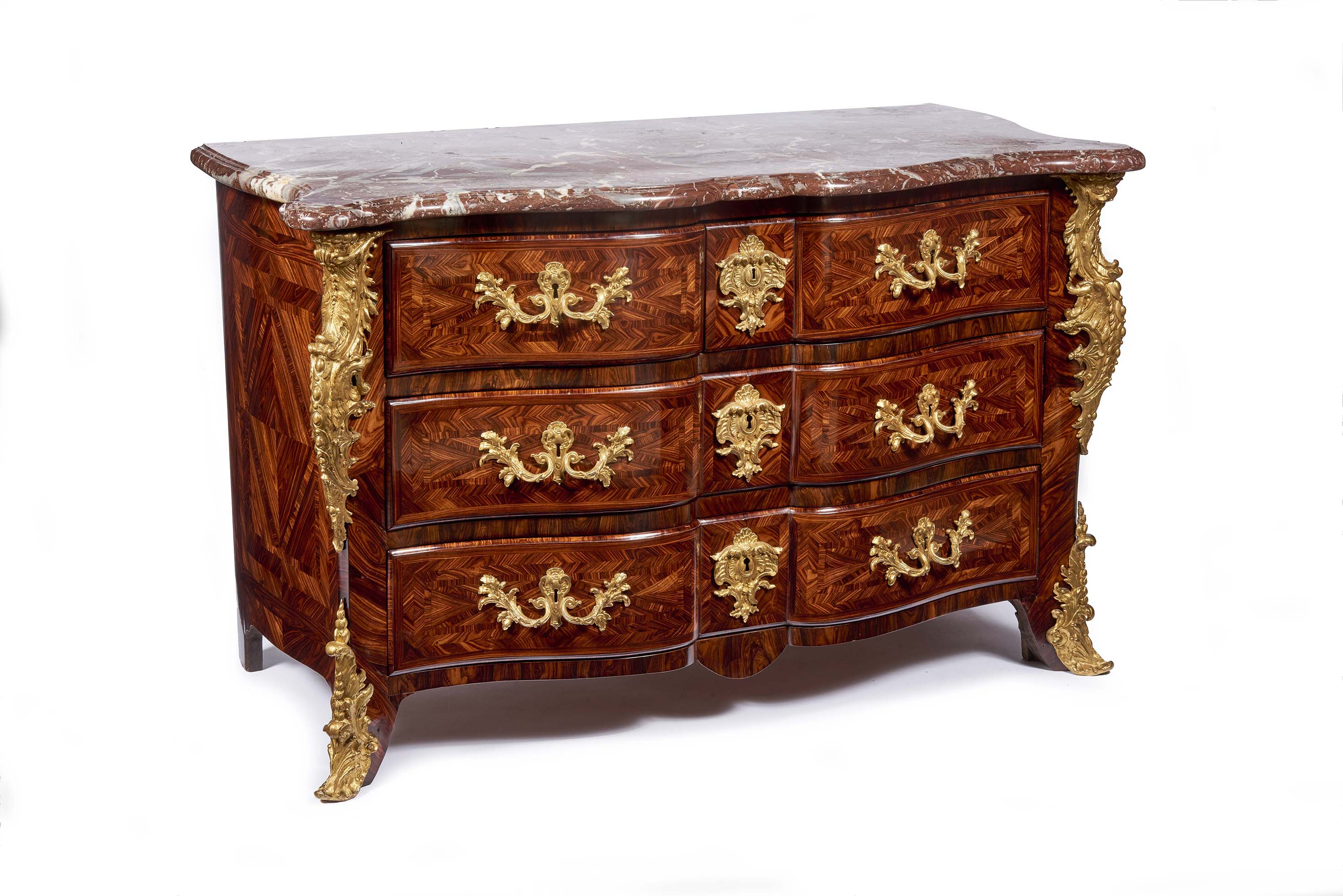 grande commode r gence galerie damidot antiquaire dijon. Black Bedroom Furniture Sets. Home Design Ideas