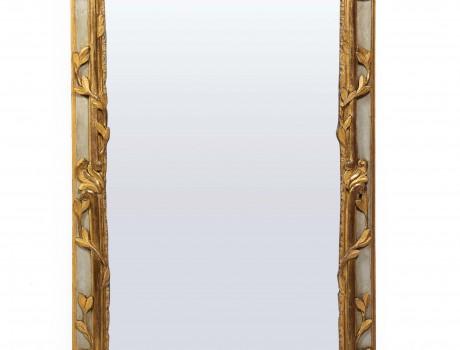 Glace d'entre deux Louis XV