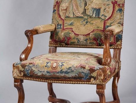 Fauteuil époque Louis XIV