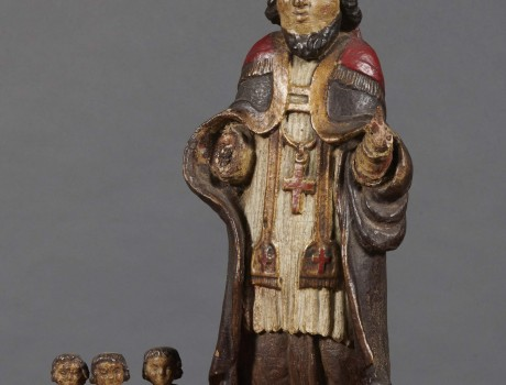 Saint Nicolas XVIIIe