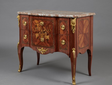 Commode Transition estampillée Bircklé